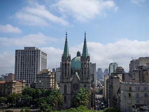 Sao Paulo Catedral