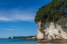 @ Cathedral Cove - Coromandel NZ