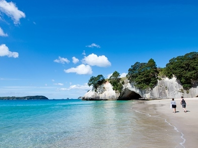 Cathedral Cove Marine Reserve - Northland