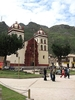 Cathedral Of Huancavelica.
