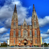Cathedral Of La Plata In Argentina