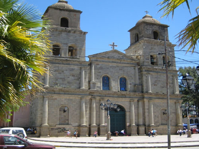 Cathedral Of Tarija