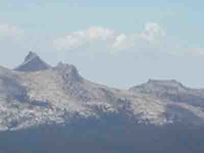 The Cathedral Range