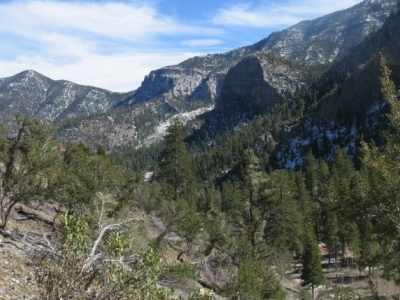 Cathedral Rock Picnic Site