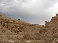 Cathedral Gorge View