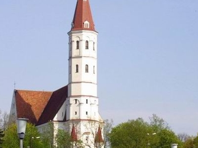 Cathedral Of Siauliai