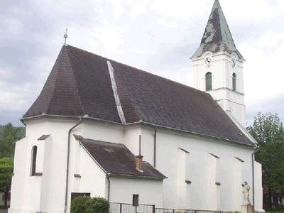 Catholic Church In Diósgyőr