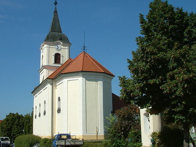 Catholic Church-Zamárdi