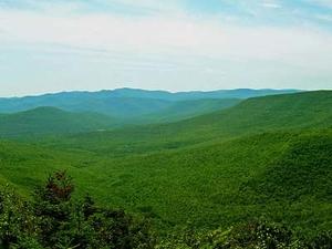 Montañas Catskill
