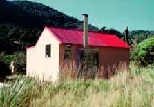 Cattle Creek Hut