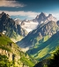 Caucasus In Upper Svaneti - Russia