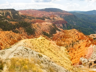Cedar Breaks National Monument UT