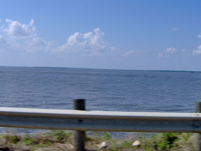 Cedar Creek Reservoir