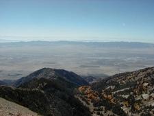 Cedar Mountains Deseret Peak