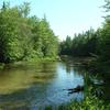 Cedar River Antrim County Michigan