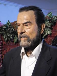 Celebrity Wax Museum - Saddam Hussain - Lonavala - Maharashtra - India