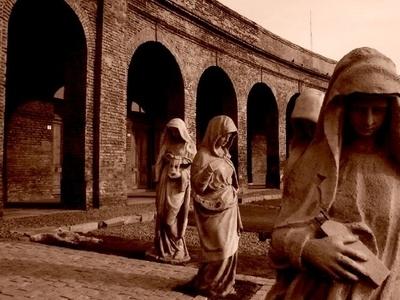 Cementerio  General Monjas