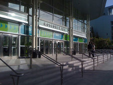 Center Entrance