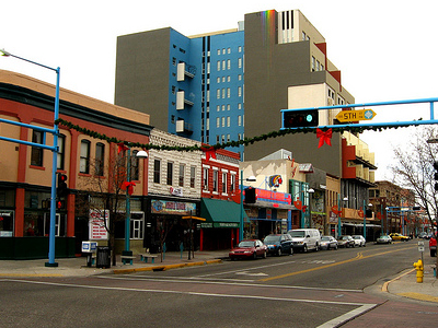 Central Avenue - Albuquerque NM