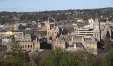 View Of Central Bendigo