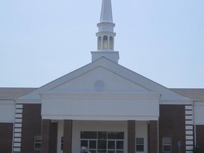 Central  Baptist  Church  Lindale