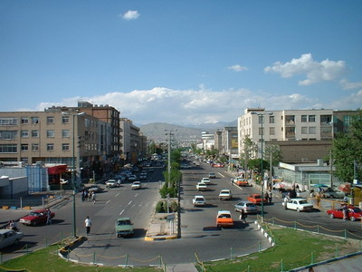 Central Karaj