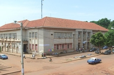 Central Post Office - Guinea-Bissau
