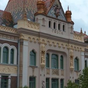 Central Post Office, Pécs