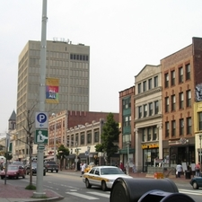 Central Square In August 2005