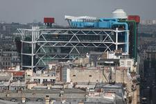 Museum Located In Centre Georges-Pompidou