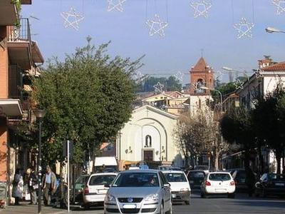 Centro  Cecchina    La Via Nettunense
