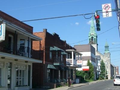 Downtown Saint-Jean