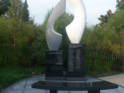 Cerritos  Air  Disaster  Memorial