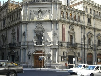 The Cervantes Theatre