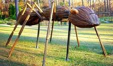 CFBG Park Sculpture - Fayetteville NC