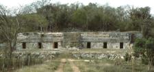 Chacmultun - Yucatán - Mexico