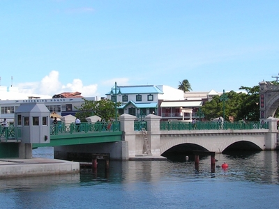 Chamberlain Bridge