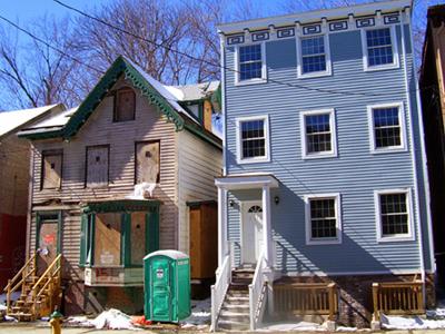 Chambers  Street   Newburgh   N Y