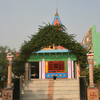 Temple At Chameli Van