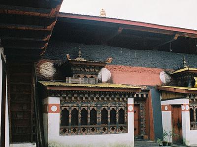 Changangkha Temple  Bhutan