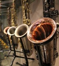 Chang Lien-cheng Saxophone Museum Photos