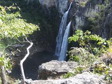 Chapada Dos Veadeiros Waterfall
