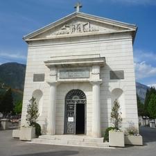 Chapelle Saint Roch Grenoble