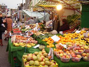 Mercado Capela