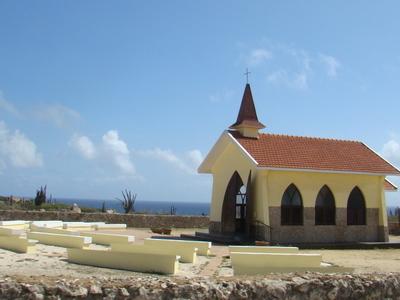 Chapel Of  Alto  Vista