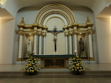 Chapel Of The Eucharistic Lord Altar