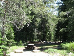 Chapman Creek Campground