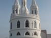 Chappel In Nadu Thittu Where Mother Mary Appeared For The First Time