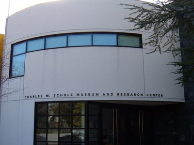 Charles M Schulz Museum