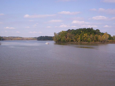 Charles Mills Lake